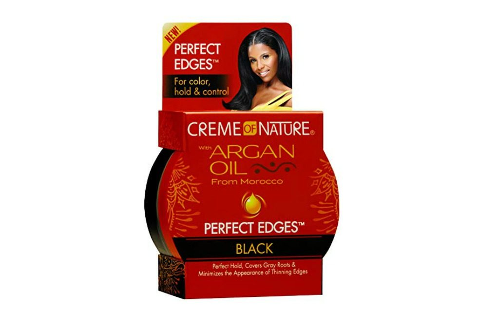 Creme of Nature Perfect Edges for fine, low-density curls
