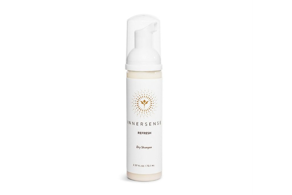 Innersense Refresh Dry Shampoo for fine, low-density curls